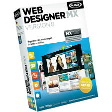 web designer magix magix web designer 8 mx version 1 license windows from