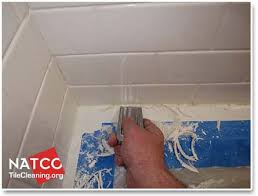 How To Get Bathroom Grout White Again - how to remove mold in a tile shower