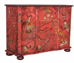 painted furniture hand painted chest no words for how much i love this pinteres
