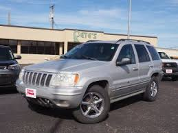 2003 jeep grand srt8 used jeep grand srt8 for sale in amarillo tx from 700