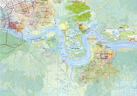 London Canada Map by Revisiting Layla Curtis The Thames From London U2014 East Wing