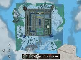 Castle Maps For Minecraft Castle Blue Minecraft Pe Maps