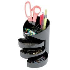 eldon 3 drawer stationery holder black officeworks
