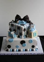 baby shower cake for a baby boy random thoughts love it all