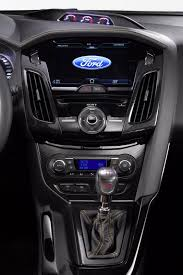 New Focus Interior New Focus St Ford Releases More Info And Pics Of 250hp Hatch