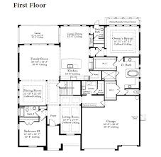 Art Deco Floor Plans 16 Meritage Floor Plans Meritage Homes Floor Plan Trend