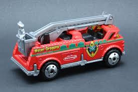 Diecast Hobbist 2002 Matchbox Mb56 95248 Bucket Fire Truck