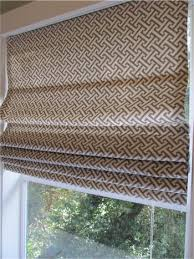 Roman Shades Over Wood Blinds Diy Roman Shades From Mini Blinds U2013 Simply Mrs Edwards