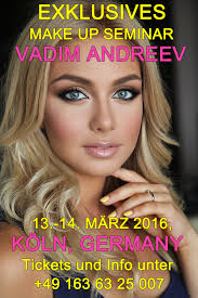 makeup courses in miami make up make up artist vadim andreev визажист вадим