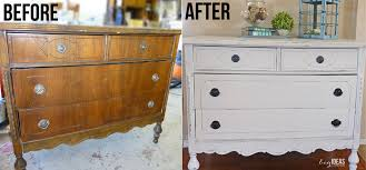 eclectic furniture and decor decor shabby chic furniture before and after craft room powder