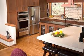 kitchen ideas with oak cabinets and stainless steel appliances typhoon bordeaux granite countertops giorgi kitchens designs