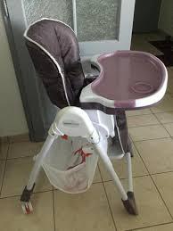 chaise haute bébé aubert chaise haute multipositions aubert concept avis