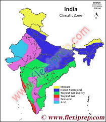 India Geography Map by Ncert Class 9 Geography Solutions Climate Contemporary India I