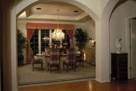 Dining Room Columns How To Separate A Dining Room With Columns Home Guides Sf Gate