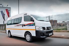 nissan back in the taxi business with nv350 impendulo www