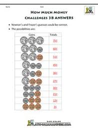 grade 2 counting money worksheet on counting pennies nickels