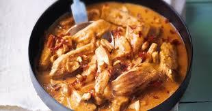cuisiner le sauté de porc recette sauté de porc sauce cacahuète