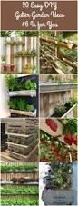 Diy Herb Garden Box by Top 25 Best Hanging Gardens Ideas On Pinterest Plants Infinity