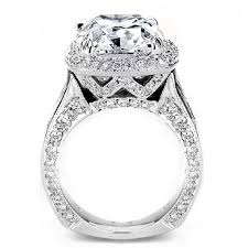 princess cushion cut engagement rings 5 21 ct radiant cut engagement ring j vs1 egl certified