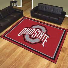 Ohio State Outdoor Rug Ohio State Rug College Ncaa Ebay