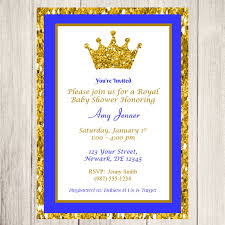 prince baby shower invitations prince baby shower invitation royal prince baby shower invite