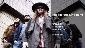 the marcus king band live at maxwell u0027s in hoboken nj 9 14 2016
