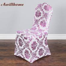 Damask Chair Online Get Cheap Damask Chair Covers Aliexpress Com Alibaba Group