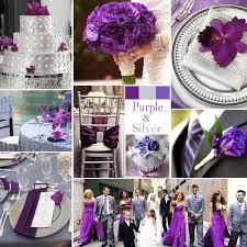 purple and silver wedding purple and silver wedding wedding newsday