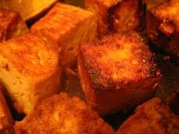 cuisiner tofu poele recette de tofu caramélisé la recette facile