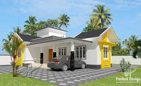 Sq Feet To Meters by 1129 Sq Ft Home Design U2013 Kerala Home Design