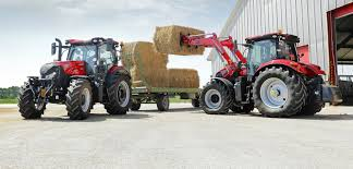 case ih maxxum gets dual clutch 8 speed powershift option agriland