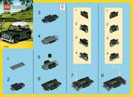 mini cooper lego lego mini mini cooper 40109 modular brick