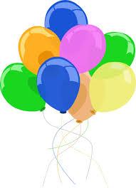 palloncini clipart immagine di palloncini colorati immagini vettoriali gratuiti