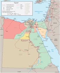 Suez Canal World Map by Egypt Map Africa Cairo Nile River And Suez Canal