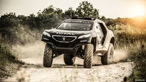 peugeot 2008 2015 2015 peugeot 2008 dkr front hd wallpaper 4