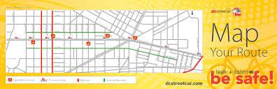 bike safety dc streetcar