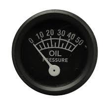 ford 9n 2n 8n 50 lb oil pressure gauge for tractor 9n9273a ebay
