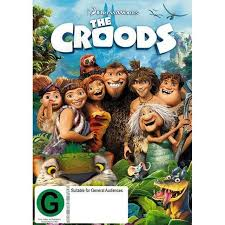 croods dvd 1disc warehouse