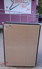 fender bassman 100 4x12 bass cabinet pyramid guitar max music