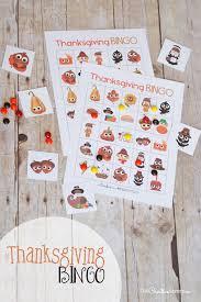 best thanksgiving bingo onecreativemommy
