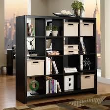 Sauder Black Bookcase by Furniture Home Enchanting Black Walmart Bookshelves For Unique
