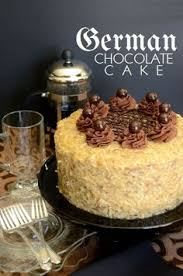 mini german chocolate cake for two giveaway single serving