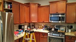 Kitchen Cabinet Paints by Kitchen Cabinet Refinishing In Charleston Sc