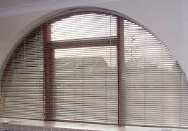 Wood Blinds For Arched Windows Bedroom The Most Curved Window Blinds Arch Blackout Treatments