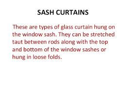 Top And Bottom Rod Curtains Window Treatment