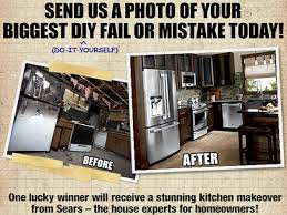 How To Win A Kitchen Makeover - live u0027s diy disasters photo contest win 20000 for kitchen