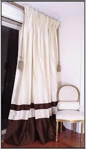 Thai Silk Drapes Sumptuoussilk Com Bordered Silk Draperies