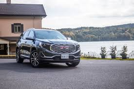 gmc terrain first drive 2018 gmc terrain canadian auto review