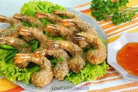 1 thanksgiving appetizers low carb gluten free coconut shrimp