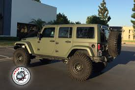 jeep wrangler military matte army green jeep wrap wrap bullys
